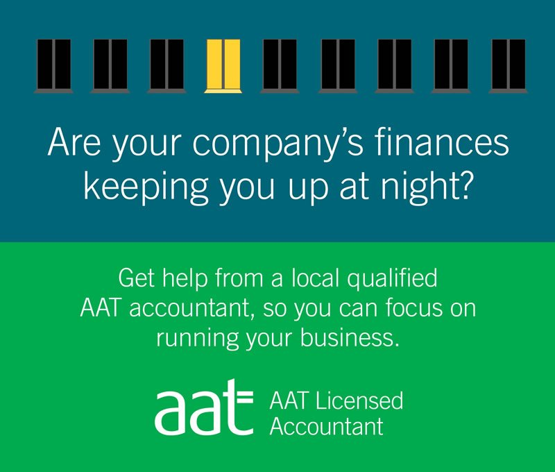 aat advert for the sidebar