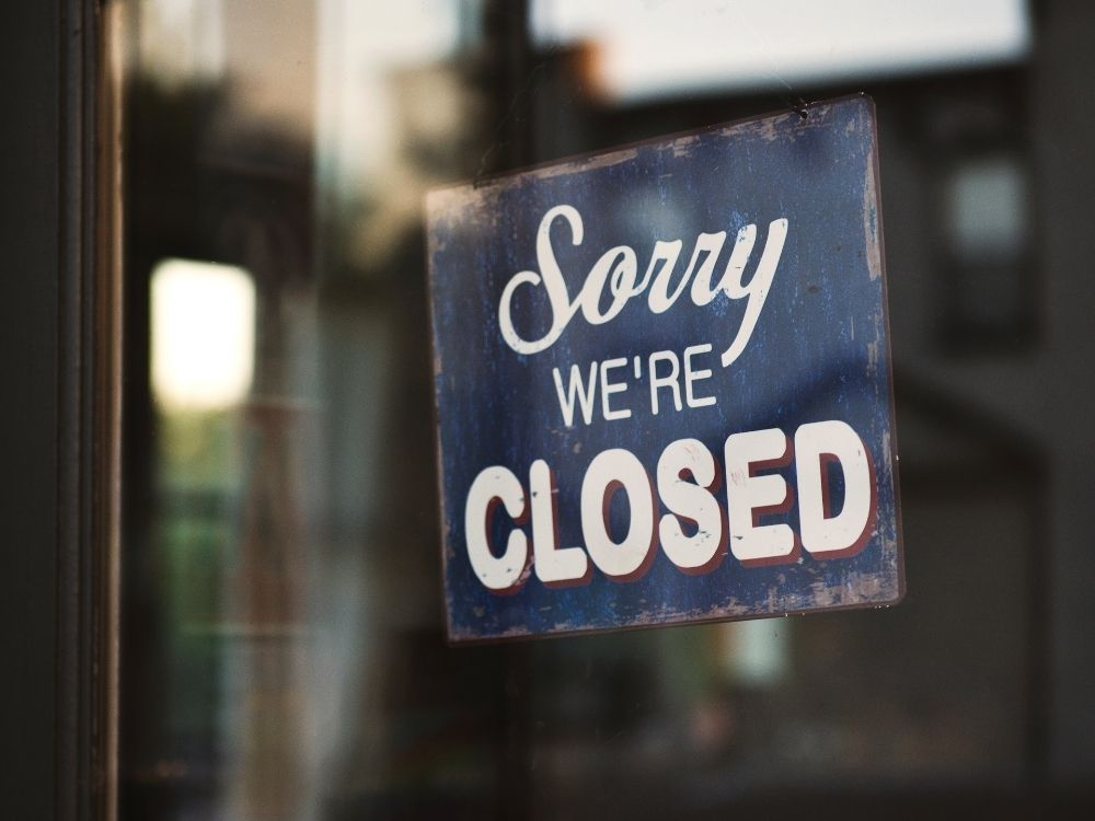 study predicts businesses could close if additional support doesn't arrive