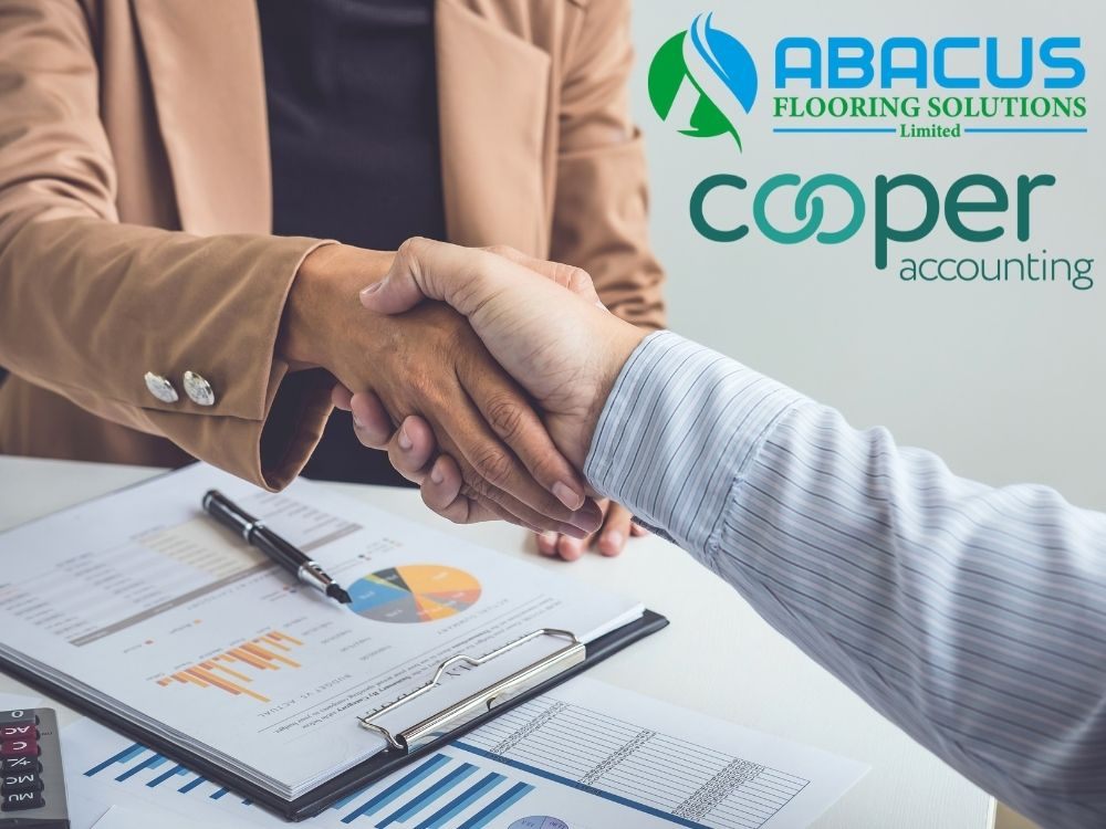 Abacus Flooring and Cooper Accounting
